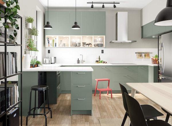 Kitchen Appliances En 2020 Cocina Ikea Cocinas Interiores
