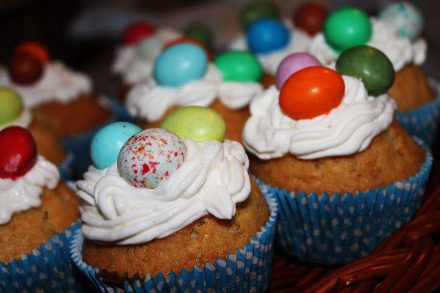 Olalyz166: Wielkanocne muffiny