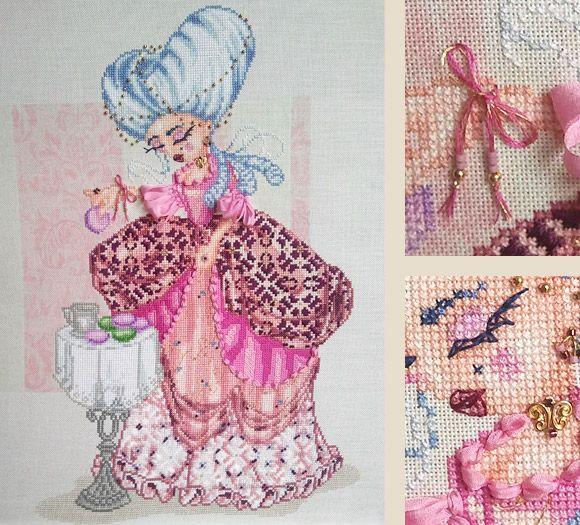 Marie-Antoinette par Diabolonad
