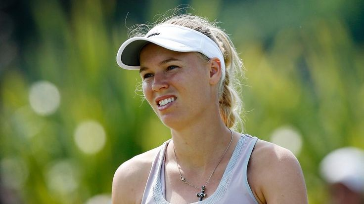 Wozniacki é porta-bandeira da Dinamarca, mas está proibida de jogar no Rio - 11/06/2016 - UOL Olimpíadas