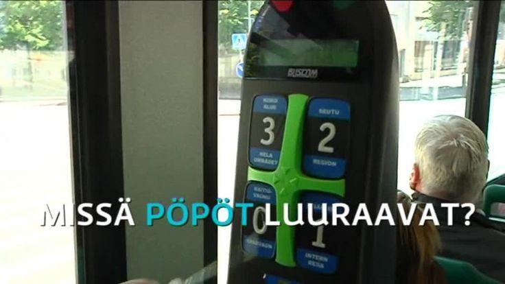 Missä pöpöt luuraavat - ja miten niistä pääsee eroon? | Uutisvideot | TV | Areena | yle.fi