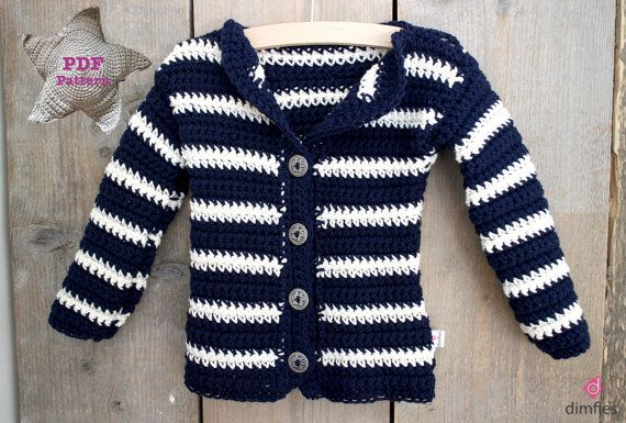 Hey, I found this really awesome Etsy listing at https://www.etsy.com/listing/233395194/crochet-pattern-baby-cardigan-vest