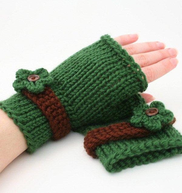 192 besten Handwear Knitting Patterns Gloves and Mittens Bilder auf ...