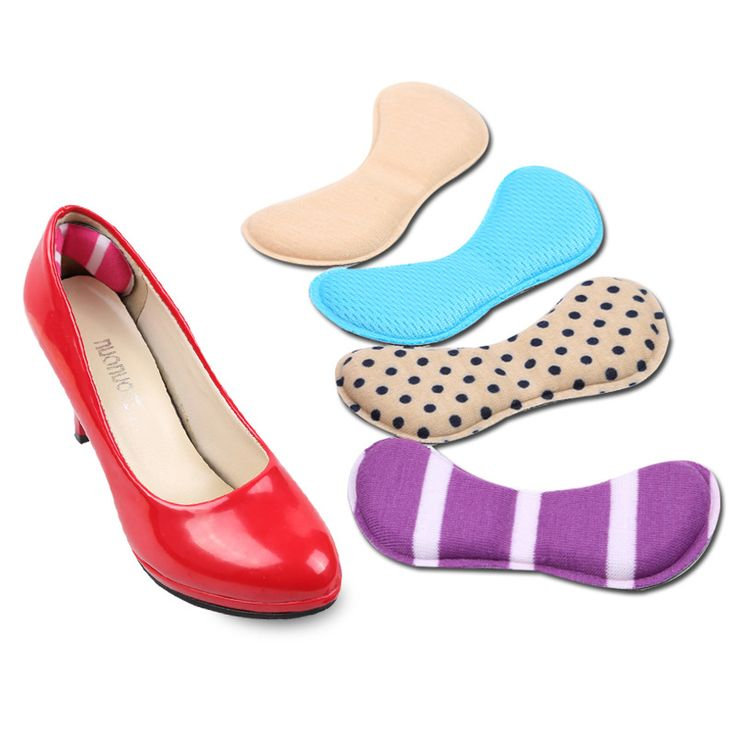 7 Pairs New 3D Women Sponge Sport arch Support Shoe Insoles Feet Care Massage Inserts Shoes Pad For High Heels Orthotic
