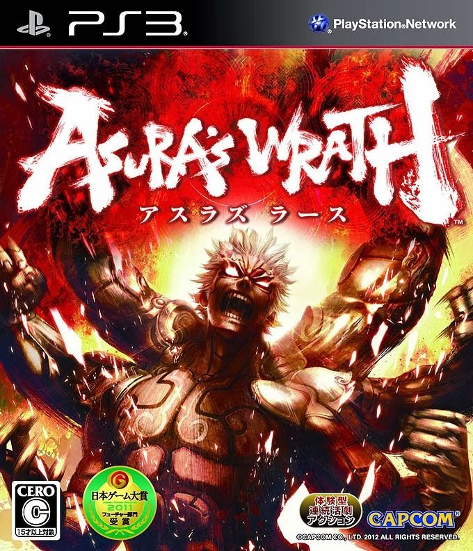 ASURA'S WRATH PS3 GAME DOWNLOAD - DREAMTECHLAND