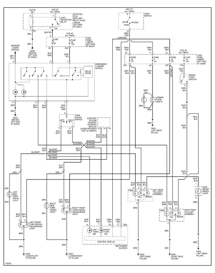 2003 Volkswagen Jetta Car Stereo Wiring Diagram and Vw