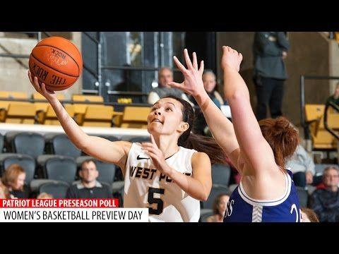 Army West Point Tabbed as Patriot League Women's Basketball Preseason Favorite - Patriot League Official Athletic Site