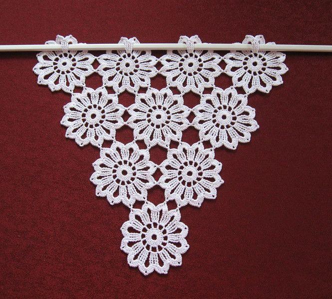 9 best Crochet curtain images on Pinterest | Crochet curtains