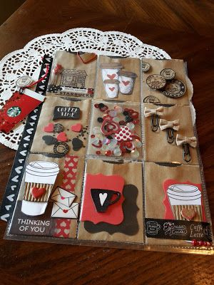 The Crafty Cupcake: pocket letters