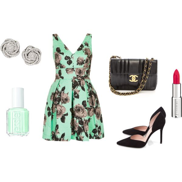 """Ladylike"" by fionagonalvesfiona on Polyvore"