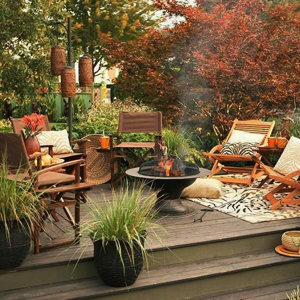 Outdoor Decorating Ideas 143 best fall decorating ideas for your porch, deck and outdoor