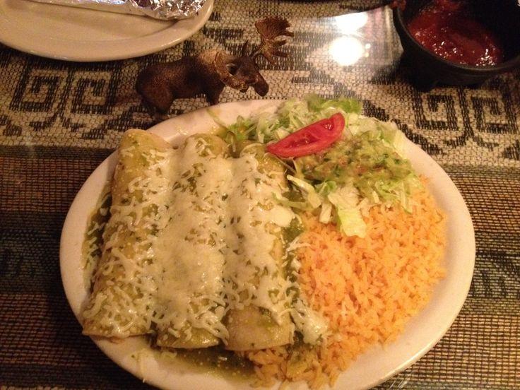 Las Paisas @ Azteca Mexican Grill