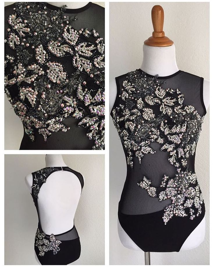To Die For Costumes solo costume for Miss Gina Santorella  #todieforcostumes #BLDesigns