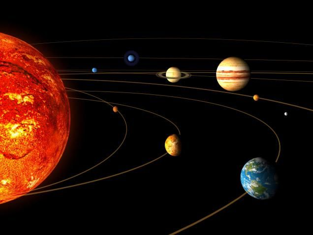our amazing solar system -#main