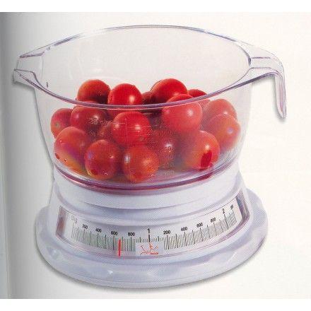 Balanza cocina 2,2kg #cocina #balanza #menaje