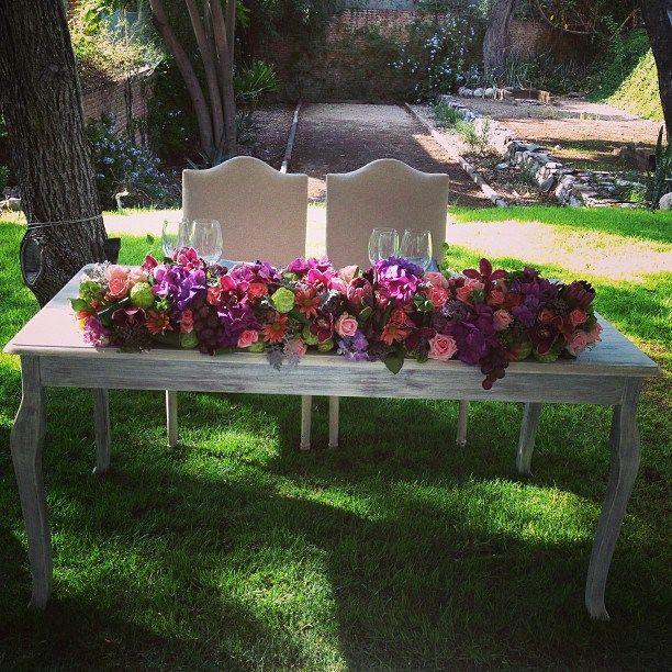 Mesa de novios smapenzi.com penzi weddings bodas san miguel allende mexico