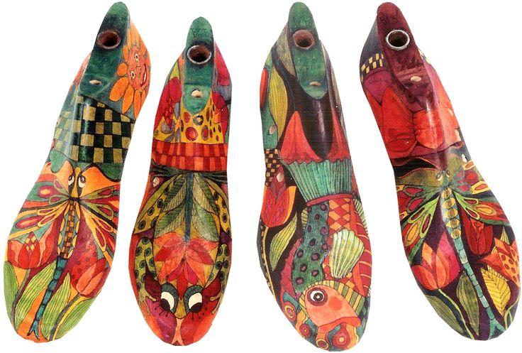 CALZADO - Formas de calzado / Dura varios tamaños