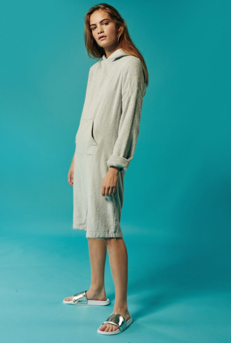 Onepiece towel jumpsuit: the new essential
