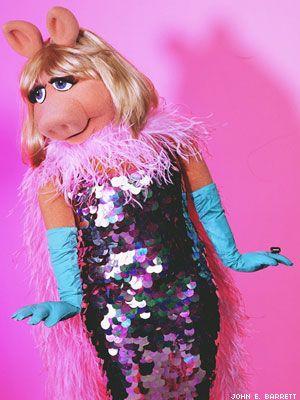 Can I  Be Blunt? Miss Piggy