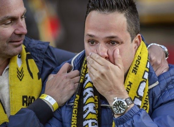 SportBombarie, Sport blog: Relegation of Roda JC, after 31 years in Dutch Premier League