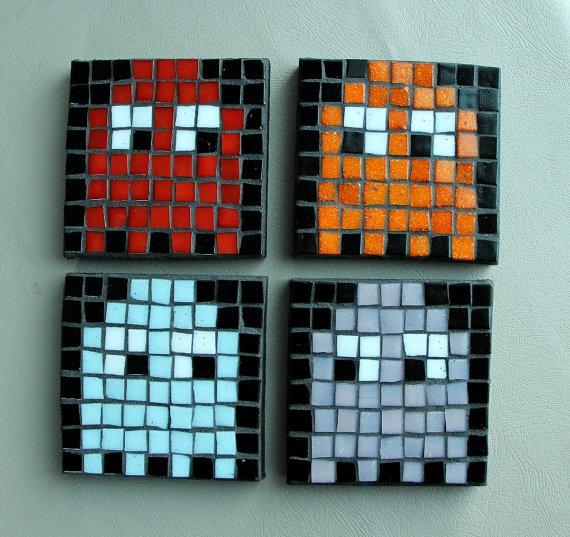 Pacman Pixel Pretzel 96618 Applestory