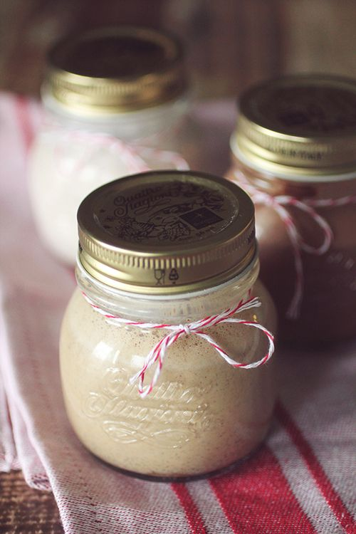 Clean Eating Holiday Coffee Creamers