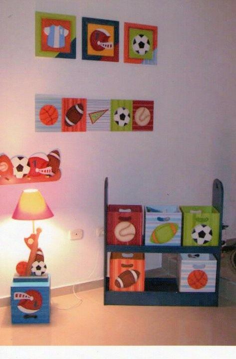 Todo en accesorios modernos para habitaciones juveniles e infantiles!
