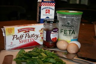 JOY Unspeakable: Egg Souffles {Panera Bread Copycat Recipe!}  Spinach, Feta, Tomatoe, egg souffle
