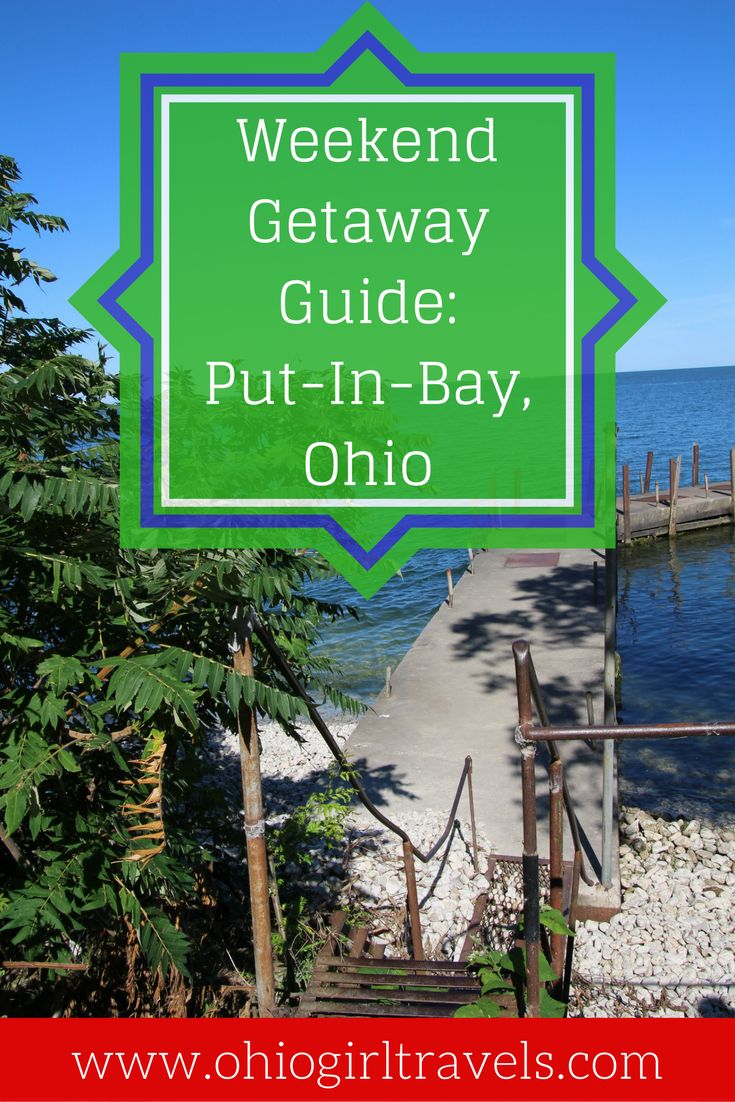 The picturesque village of Put-in-Bay has a nice island vibe that makes it a unique Ohio destination. This island has great bars, restaurants, shops, and outdoor activities to enjoy. One of my favorite parts was the incredible sunsets and beautiful lake views. Check out our guide so you know where to stay, what to do, where to eat and drink, where to shop, and where to explore in Put-in-Bay Ohio.