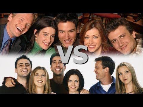 Séries: Posso Namorar Sua Tia?   Pipoca Com Bacon #Friends #HIMYM #HowIMetYourMother #Series #TV #Sitcom