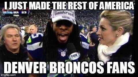 Crystal Cattle: What Richard Sherman Taught Us About First Impressions