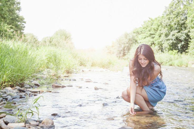 Brief Keywords: Water. Natural. Pure. Tranquility. Getting Away. Arroyo de la Miel.