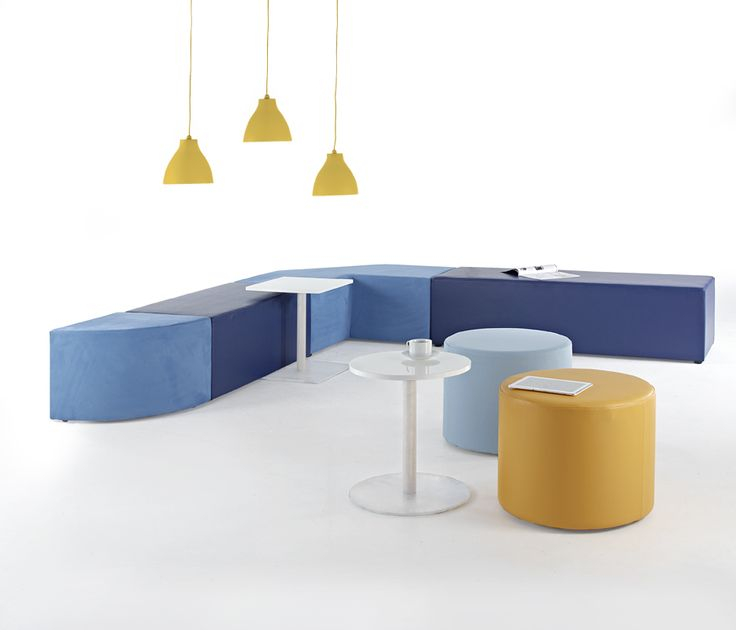 Jigsaw2, nice interlocking shapes, ideal for reception, breakout or education environments