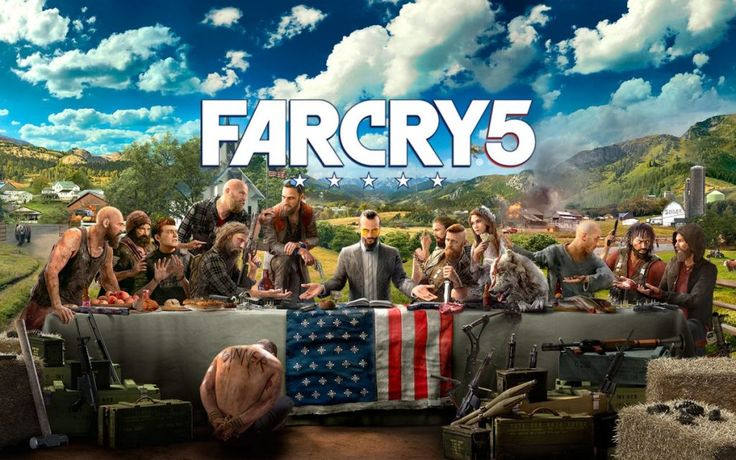 Far Cry 5: E3 2017 Official Gameplay #Gamers