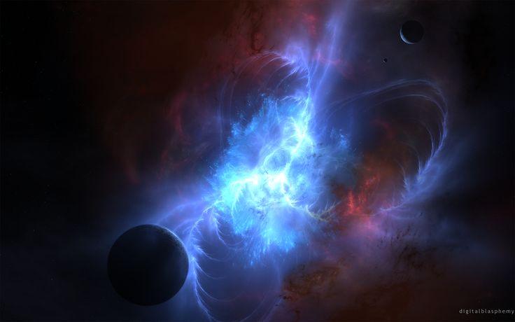 Pulsar ... Digital Blasphemy ... 2880 x 1800 ... 6.44MB