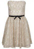 Robes de soirée femme Beige, blanc sur la boutique en ligne ZALANDO