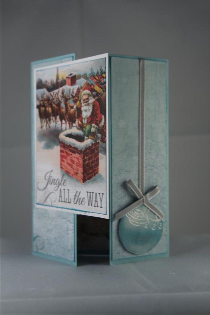 kaisercraft silver bells