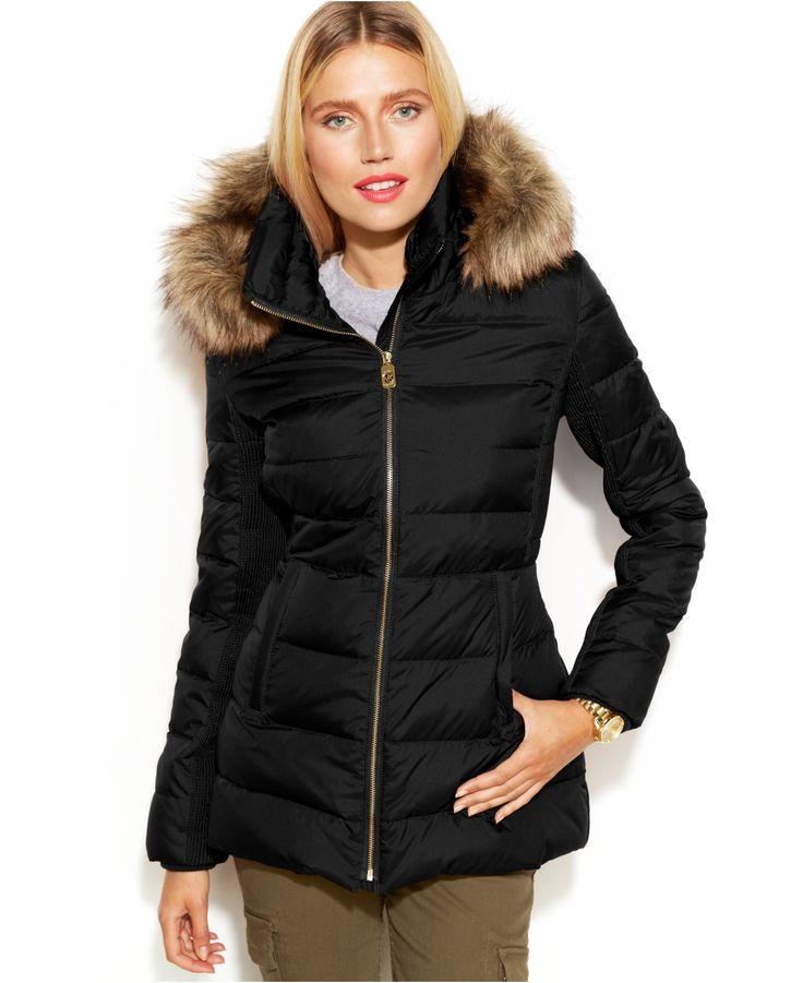 25 best ideas about michael kors puffer coat on pinterest puffer jackets canada goose winter. Black Bedroom Furniture Sets. Home Design Ideas