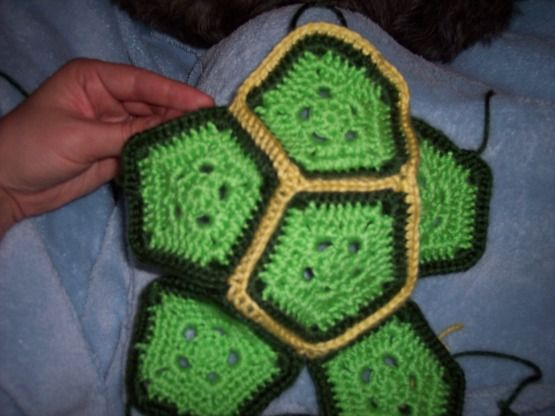 Free Crochet Pattern Turtle Photo Prop : 546 best images about Crochet: African Flower Turtle Prop ...