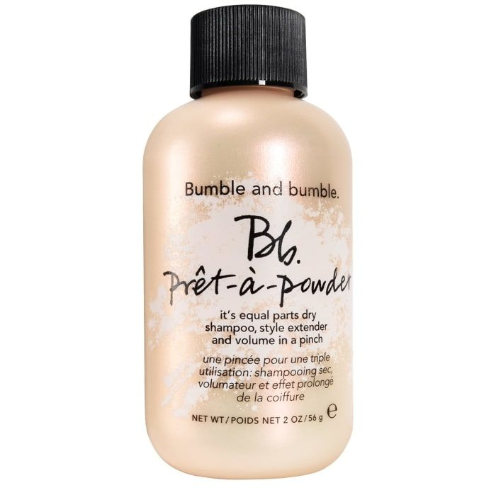 18 Products For Anyone Who Hates Dealing With Oily Hair Dry Shampoo Powder Shampoo Powder Bumble And Bumble Pret A Powder