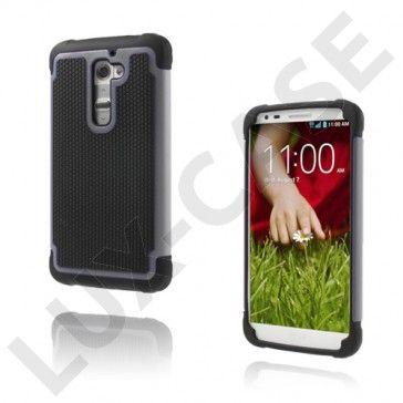 Impact (Grå) LG G2 Ultra-Sikkert Deksel