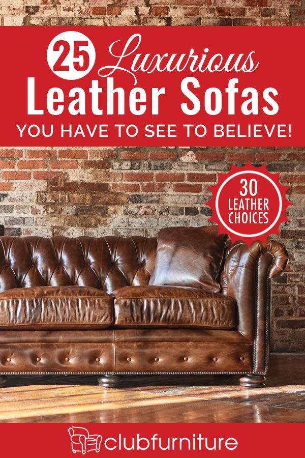 Incredibly Inspirational Custom Made Leather Fabric And Slipcovered