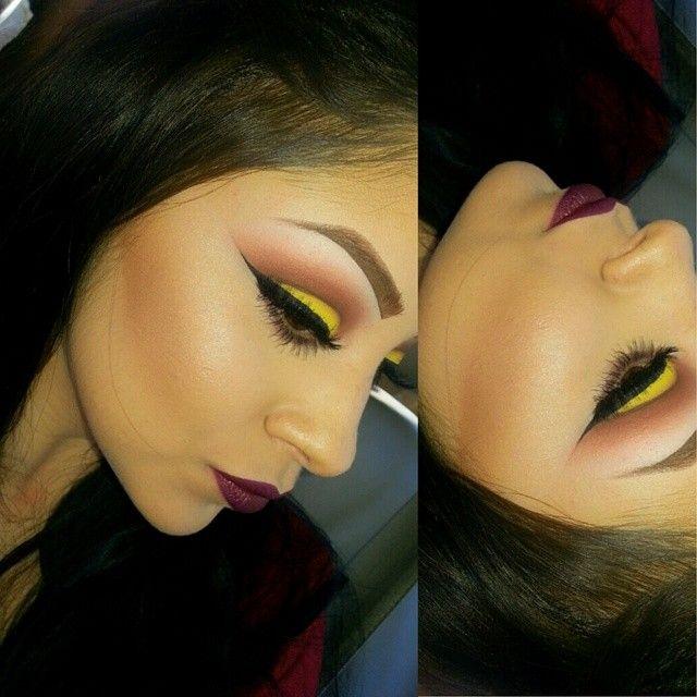 @makeupby_krystal #makeup #ShareIG