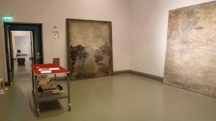 Miikka Vaskola's installation