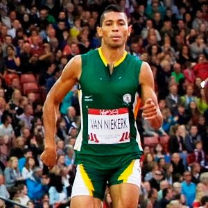 All About Nadine and Beauty: Wayde Van Niekerk sets the 400m Record!