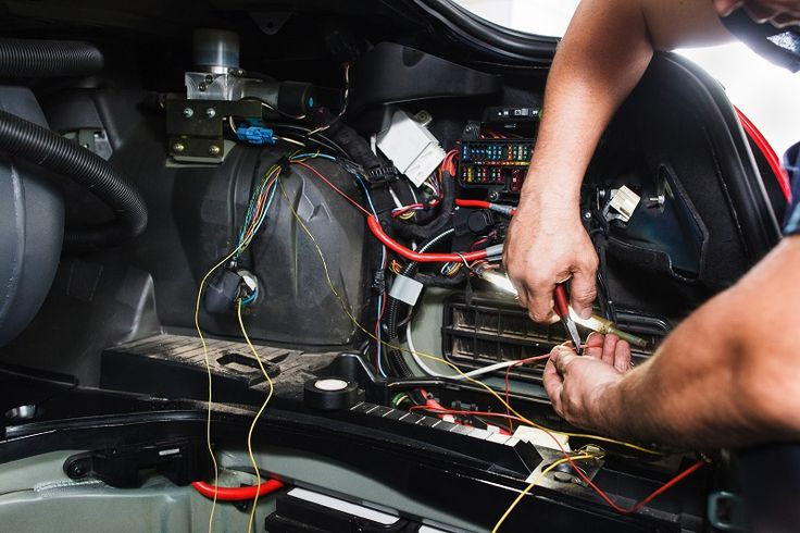 A Detailed Guide to The Automotive Way of Electrical Work.. #AutoElectrical #AutomotiveElectrical