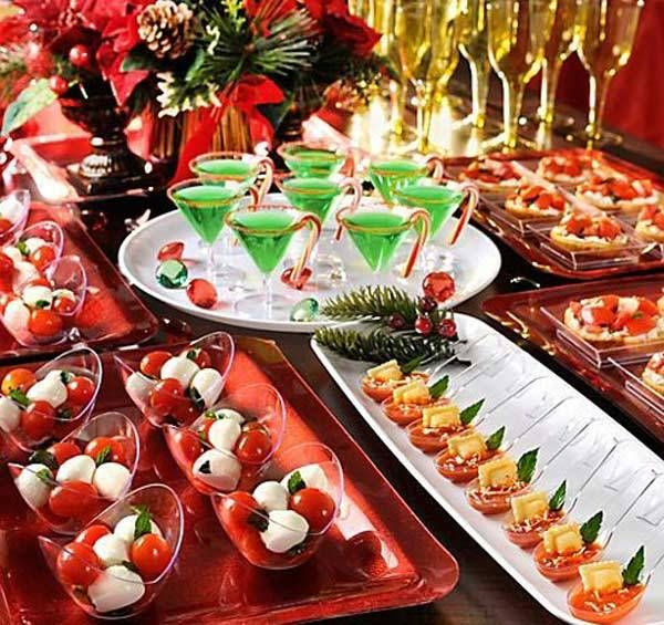Easy Appetizers For Christmas Cocktail Party: Holiday / Appetizers, Salads, Dinners, Sides