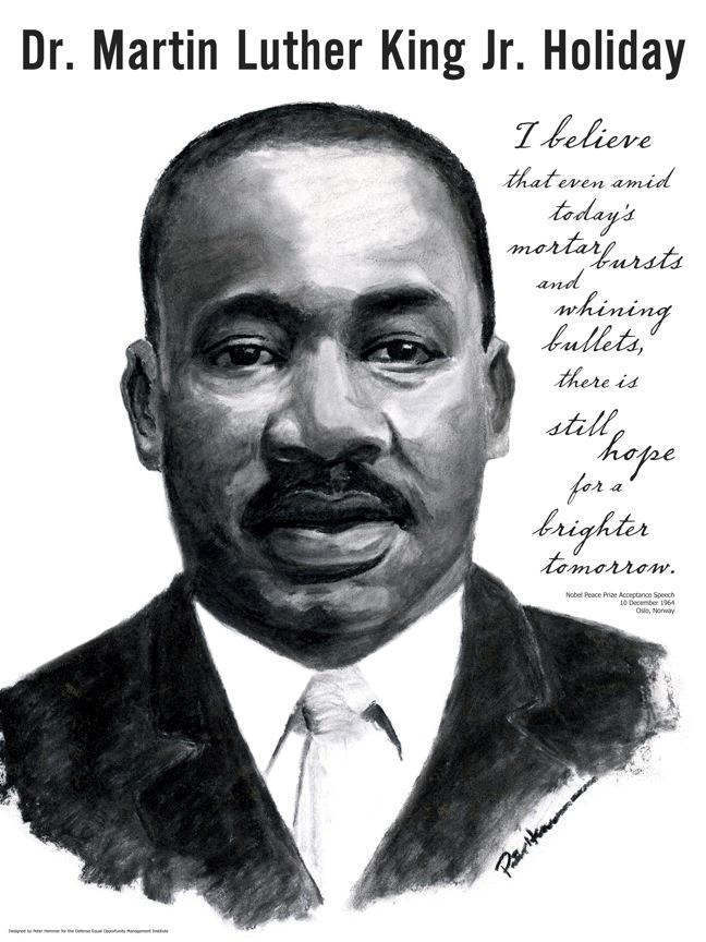 Martin luther king jr biography essay