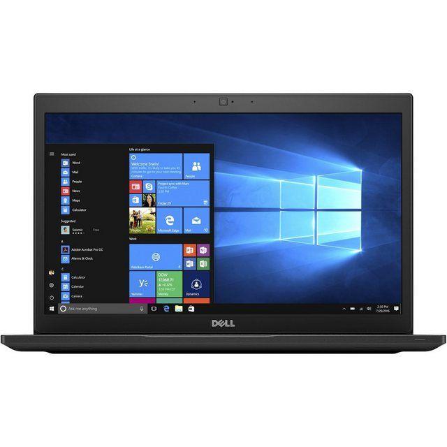 Dell Notebook Latitude 7490 6446 Windows 10 Pro 64 Bit Online Kaufen Notebook Zubehor Festplatte Und Computer