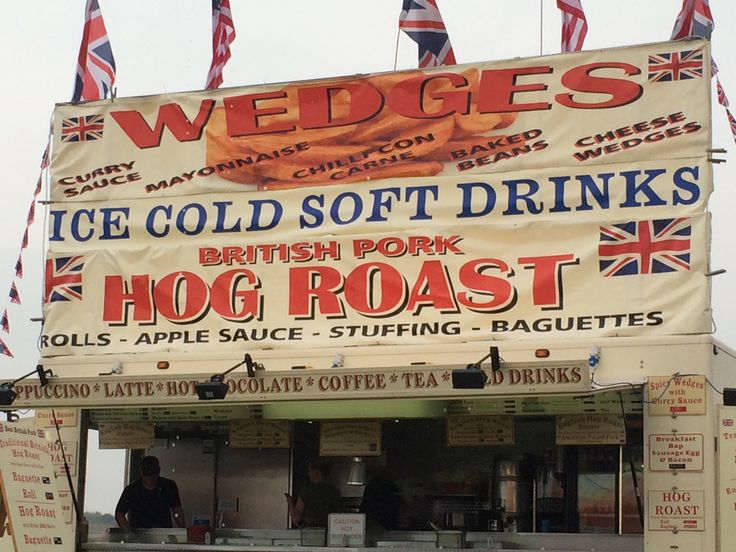 8 best Britain's Food Vans